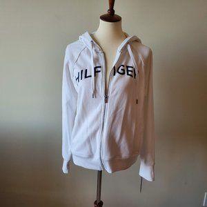 Tommy Hilfiger Sport Womens Full Zip Hoodie